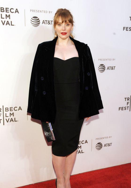 "Bryce Dallas Howard – ""Genius: Picasso"" Screening at 2018 Tribeca Film Festival in NY"
