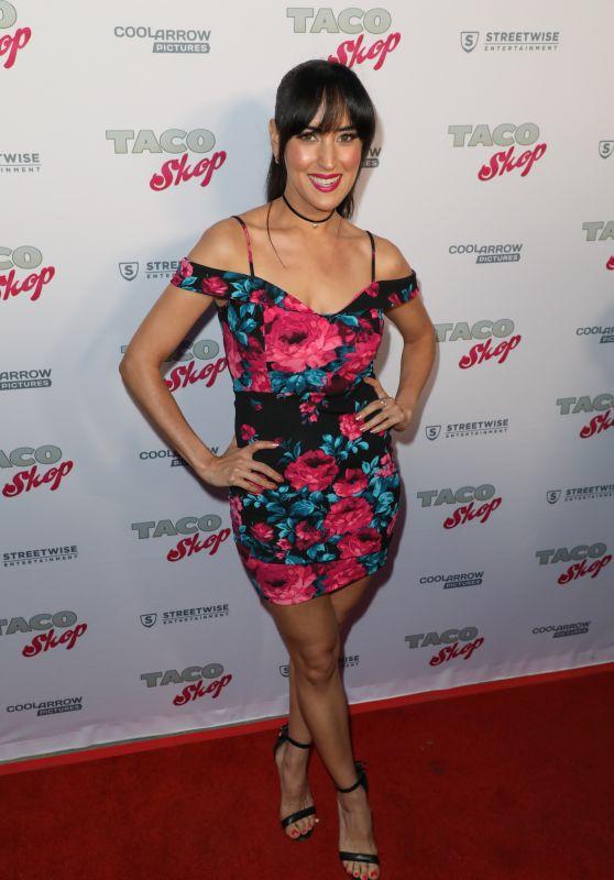 "Burgandi Phoenix – ""Taco Shop"" Premiere in LA"