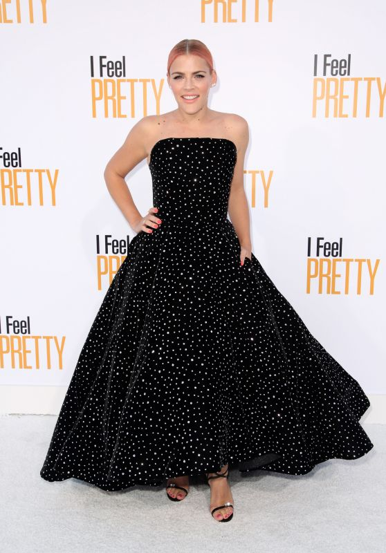 "Busy Philipps – ""Feel Pretty"" World Premiere in Westwood"