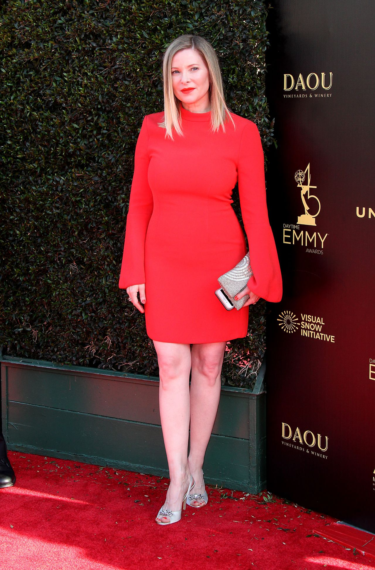 Cady Mcclain 2018 Daytime Creative Arts Emmy Awards In La