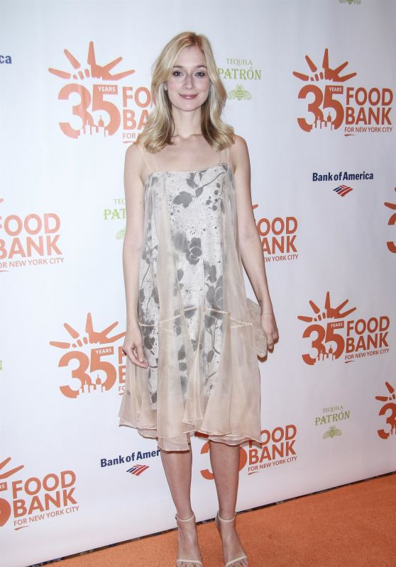 Caitlin Fitzgerald - Food Bank for New York City Can Do Awards Dinner in NY