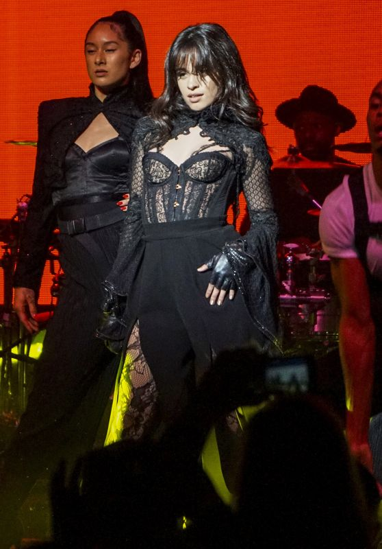"Camila Cabello - ""Never Be The Same"" Tour in Canada 04/09/2018"