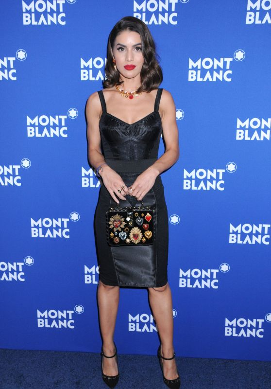 Camila Coelho - Montblanc Celebrates 75th Anniversary of Le Petit Prince in NY