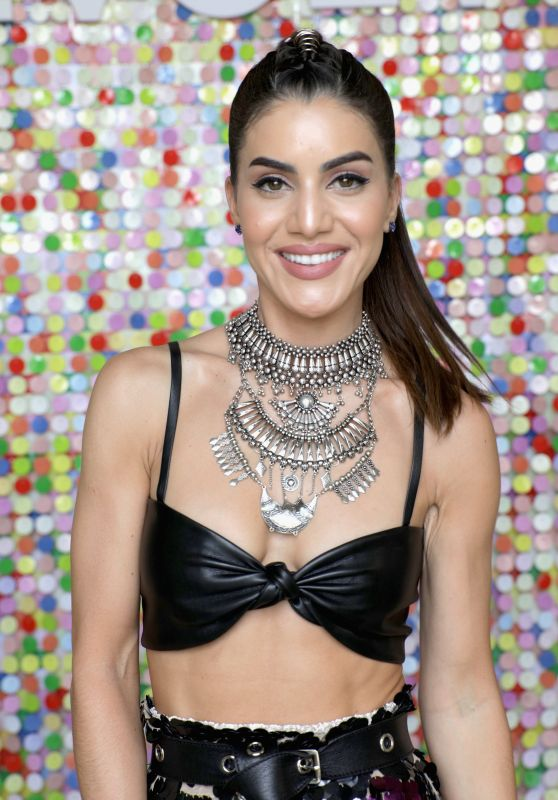 Camila Coelho - #REVOLVEfestival in La Quinta 04/15/2018