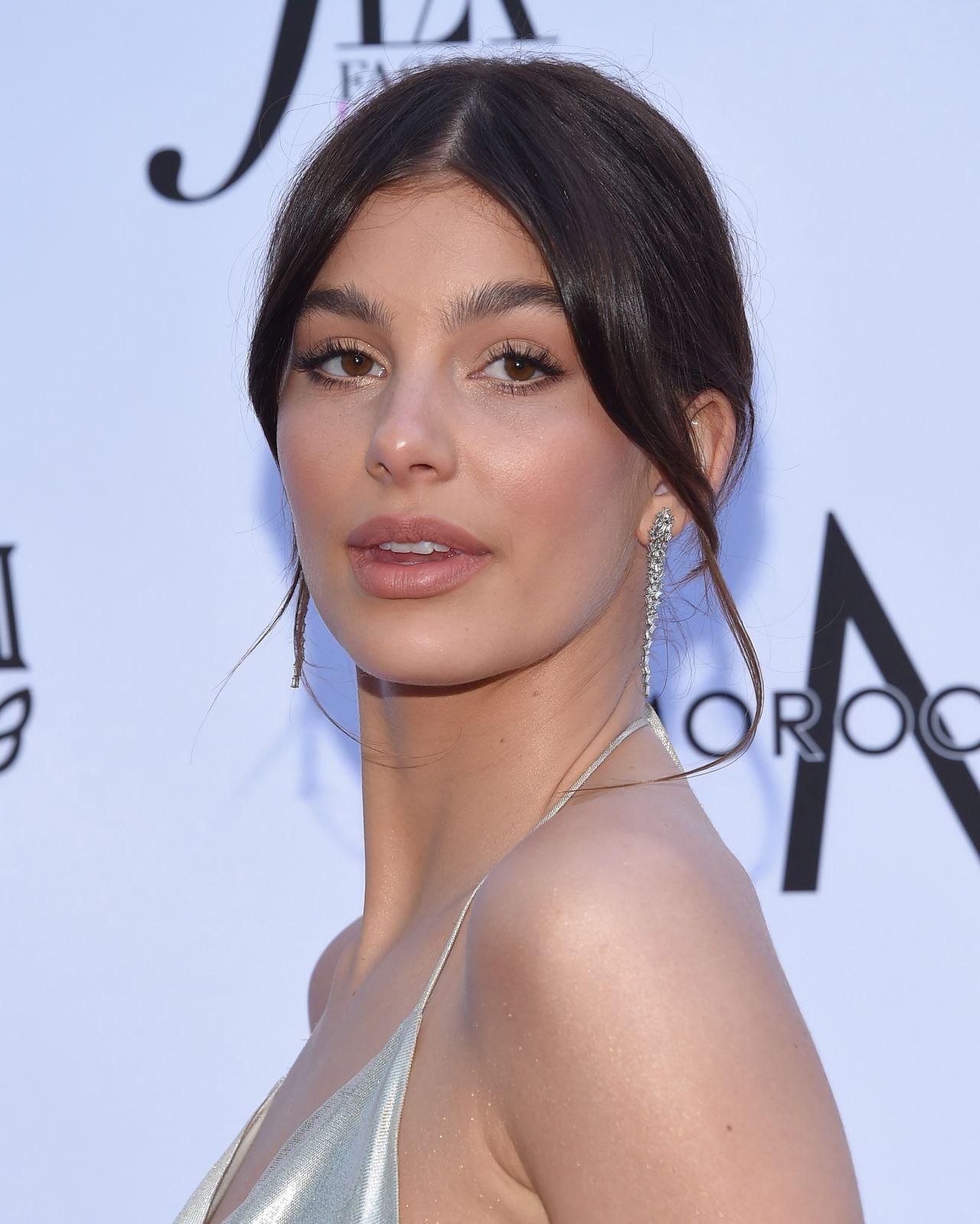 Camila Morrone The Daily Front Row Fashion Awards 2018 In La