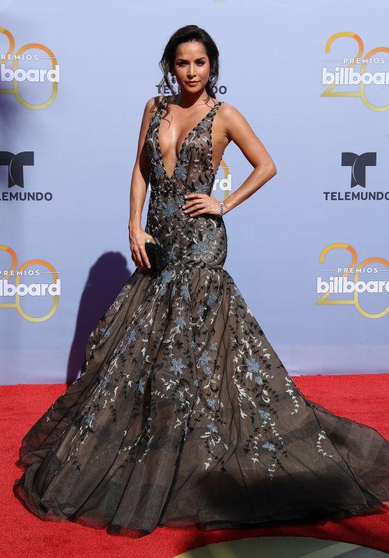 Carmen Villalobos – 2018 Billboard Latin Music Awards in Las Vegas