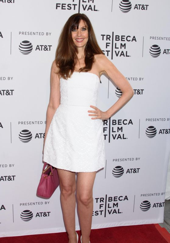 """Carol Alt - """"To Dust"""" Premiere at Tribeca 2018 in NYC"""
