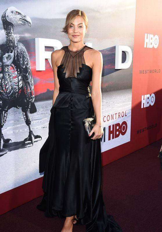 "Caroline Sjostrand – ""Westworld"" Season 2 Premiere in LA"