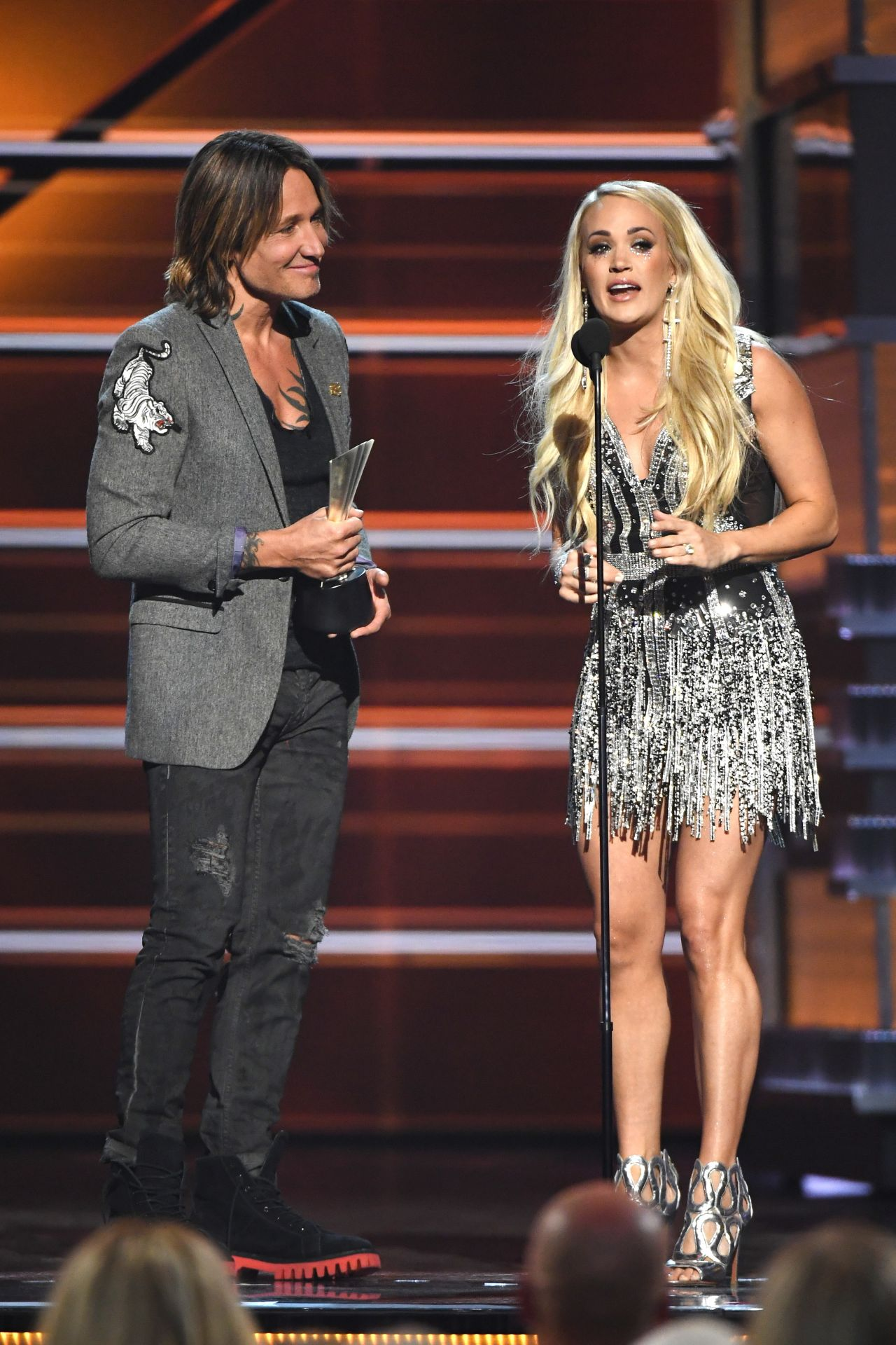 Carrie Underwood 2018 Academy Of Country Music Awards In