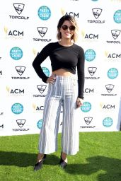 Cassadee Pope – ACM Presents the Lifting Lives Topgolf Tee-Off in Las Vegas 04/14/2018