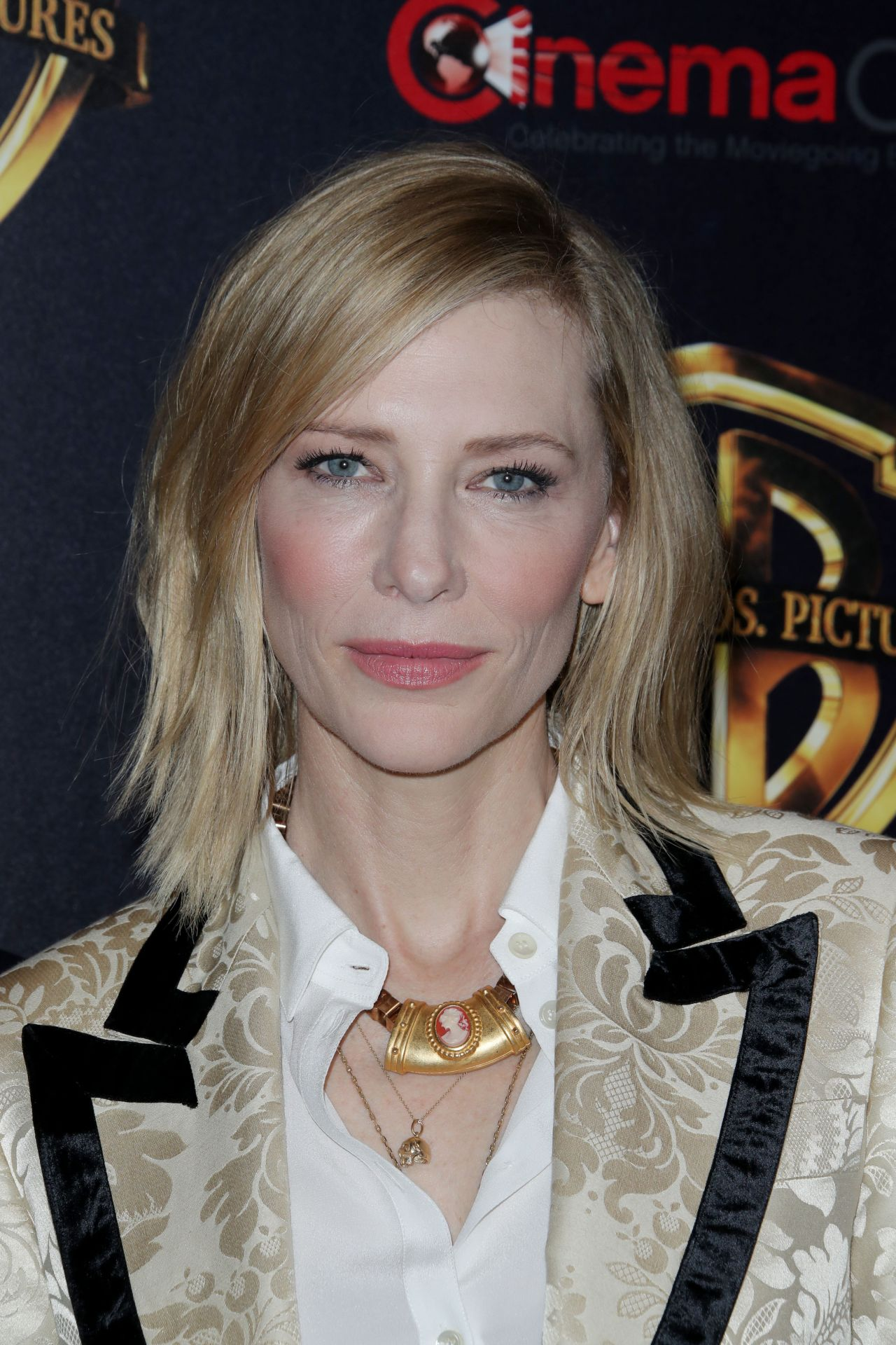 Cate Blanchett The Big Picture At Cinemacon 2018 In