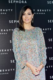 "Caterina Balivo – ""Fenty"" by Rihanna Makeup Launch in Milan"