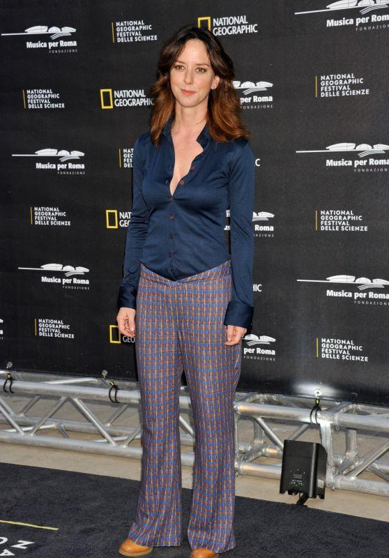 """Caterina Guzzanti – """"Genius Picasso"""" TV Series Premiere in Rome"""