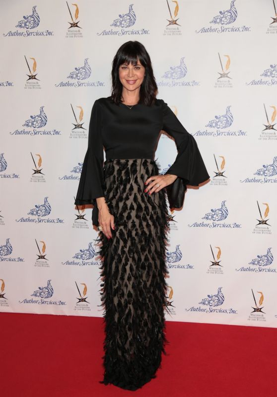Catherine Bell - L. Ron Hubbard Achievement Awards 2018 Gala in LA