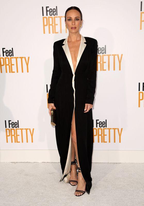 "Catt Sadler – ""Feel Pretty"" World Premiere in Westwood"