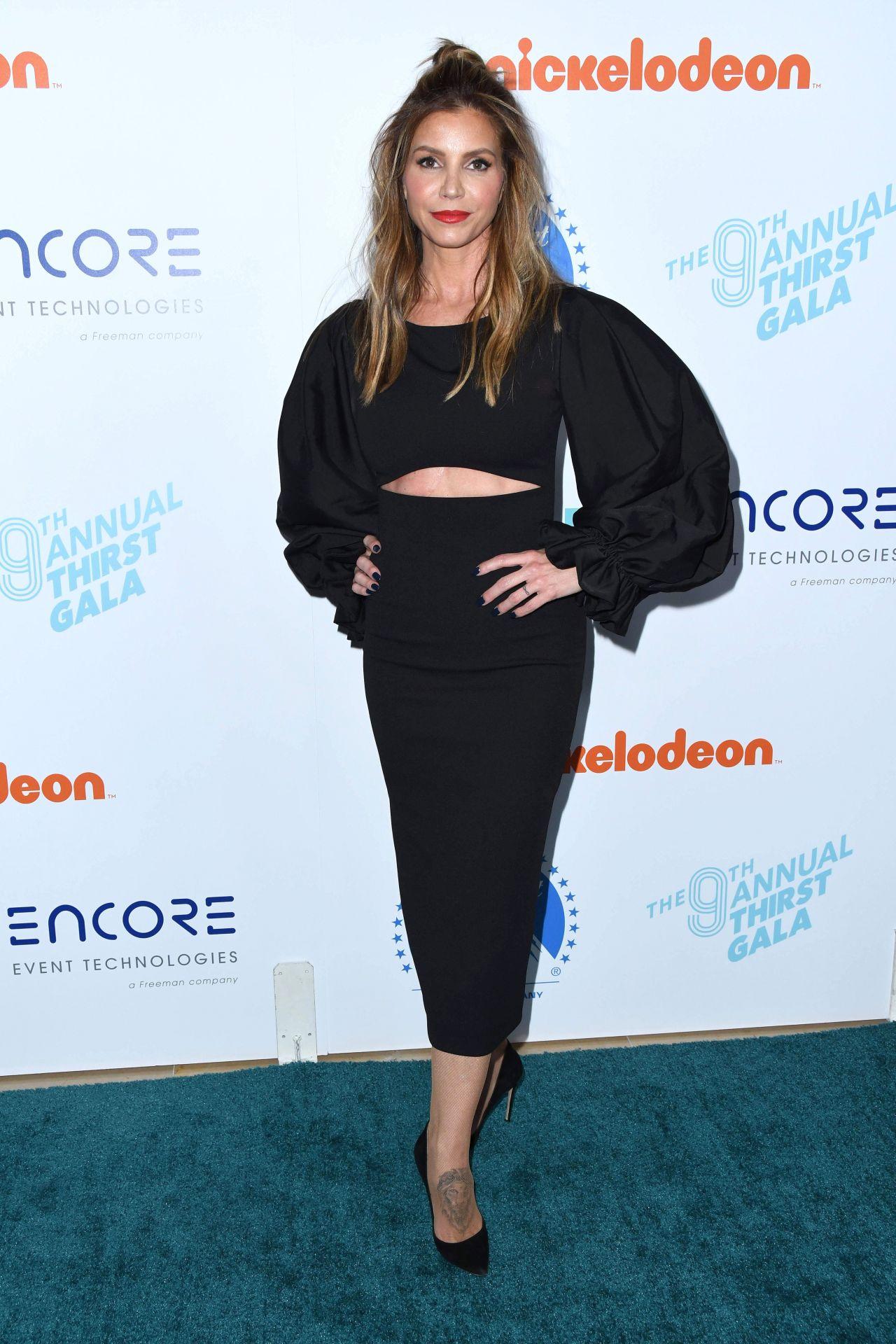 Charisma Carpenter – 2018 Thirst Gala in Beverly Hills