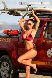 Charlie Riina - Bikini Photoshoot for 138 Water in Malibu 04/04/2018