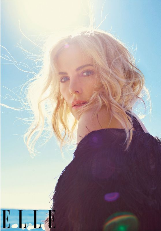 Charlize Theron - ELLE Magazine US May 2018