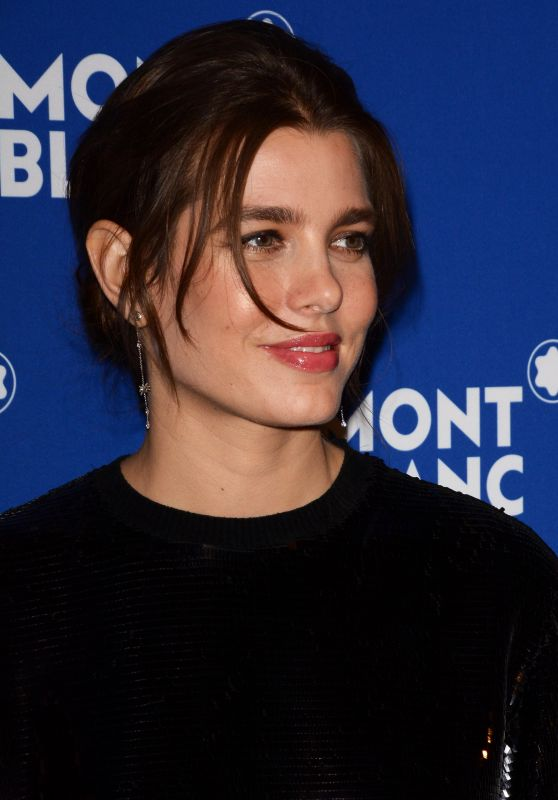 Charlotte Casiraghi - MontBlanc Celebrates Le Petit in New York