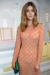 Charlotte Wiggins and Eve Delf – House of Osman VIP Launch in London