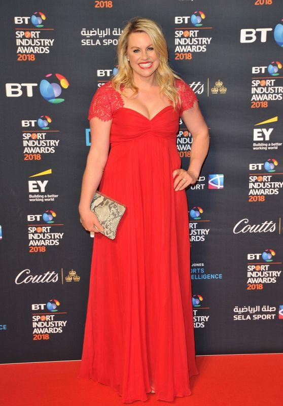 Chemmy Alcott – BT Sport Industry Awards 2018