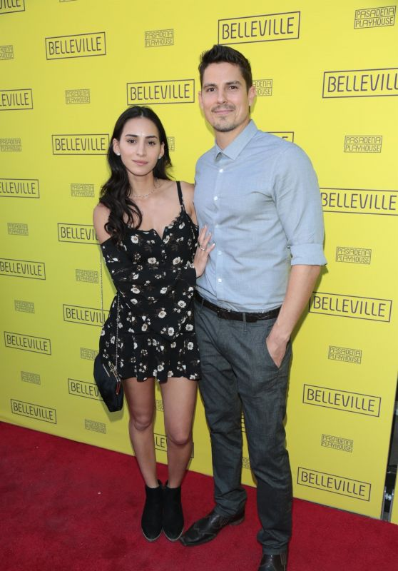 "Cherie Daly – ""Belleville"" Opening Night in Pasadena"