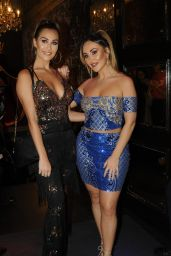 Chloe Goodman and Lauryn Goodman - James Ingham