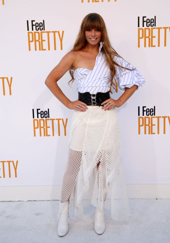 "Chloe Hurst – ""Feel Pretty"" World Premiere in Westwood"