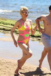 Chloe Jasmine in Swimsuit in Cape Verde 04/20/2018