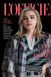 Chloe Moretz – L'Officiel France April 2018 (Part II)