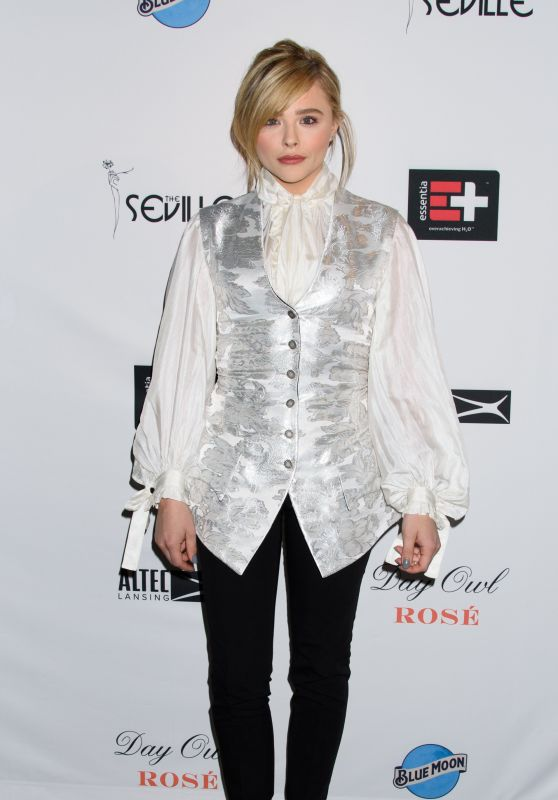 "Chloe Moretz - ""The Miseducation of Cameron Post"" Red Carpet at 2018 Tribeca Film Festival"