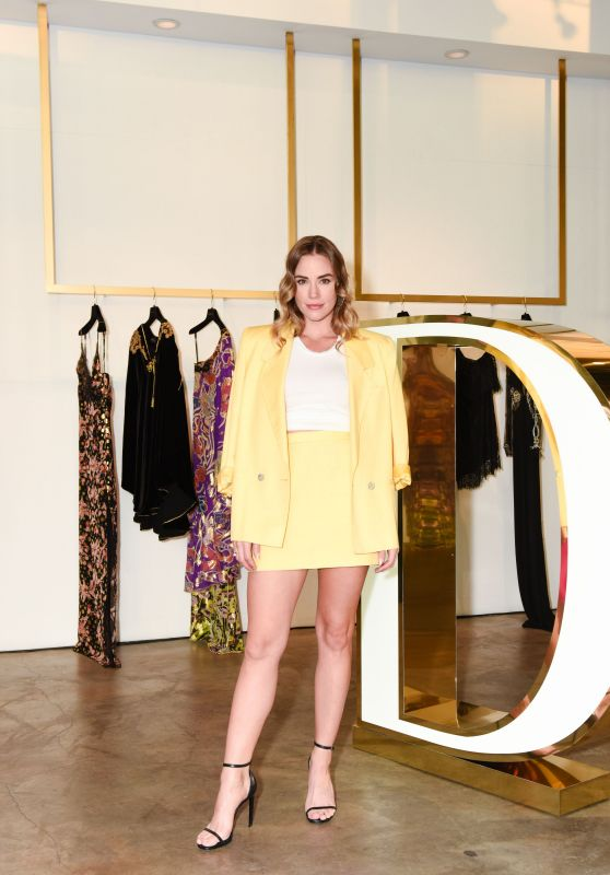Christa B. Allen – DUNDAS Traveling Flagship Cocktail Party in LA