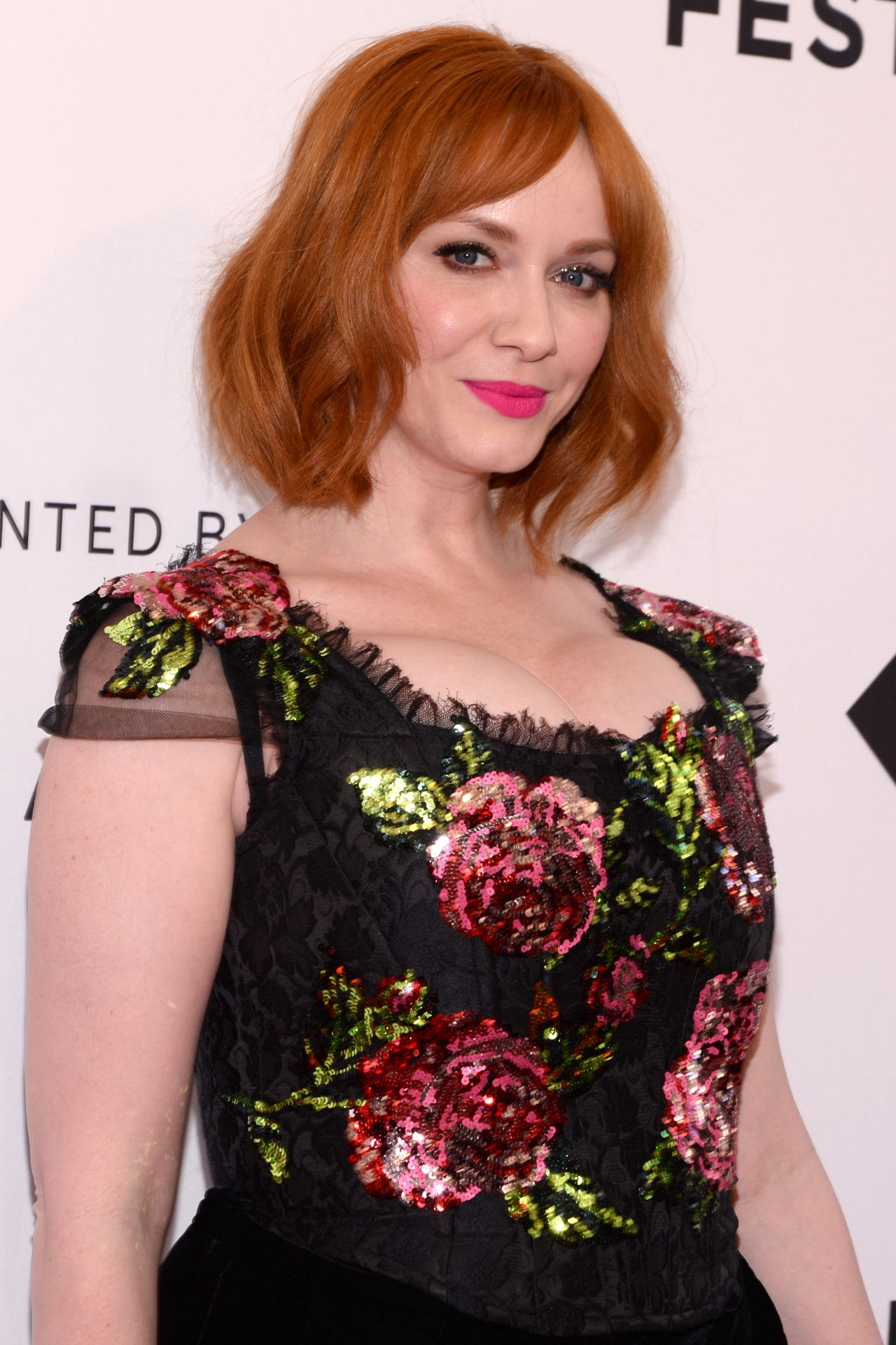 "Christina Hendricks - ""Egg"" Screening - 2018 Tribeca Film ... Christina Hendricks"