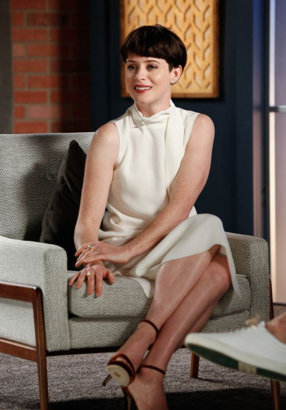 Claire Foy – Variety Actors on Actors in Los Angeles 04/28/2018