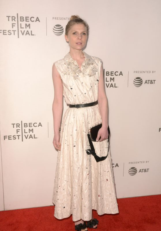 """Clemence Poesy – """"Genius: Picasso"""" Screening at 2018 Tribeca Film Festival in NY"""