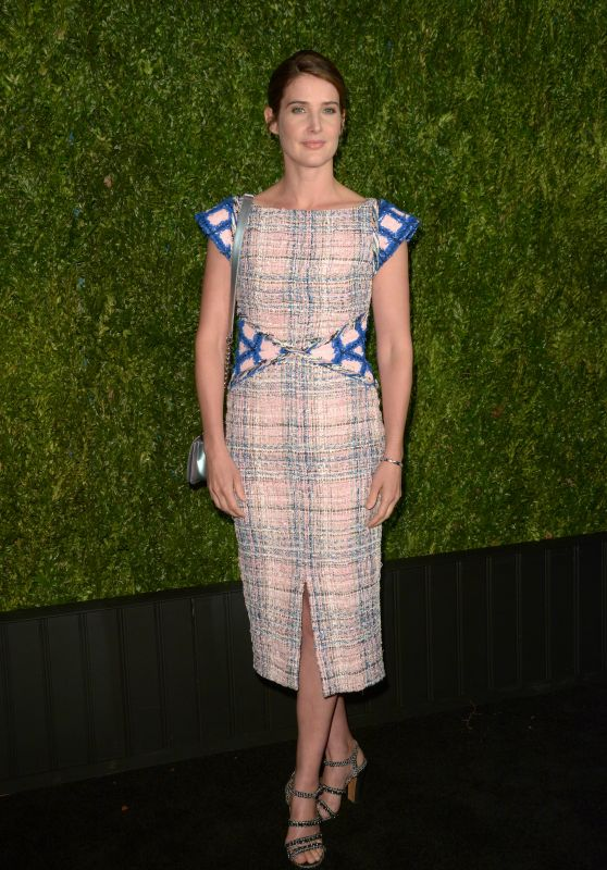 Cobie Smulders - CHANEL Tribeca 2018 Artists Dinner in NYC