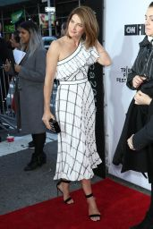 """Cobie Smulders - """"Love, Gilda"""" Premiere at the Tribeca in NYC"""