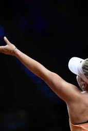 Coco Vandeweghe – Porsche Tennis Grand Prix in Stuttgart 04/26/2018
