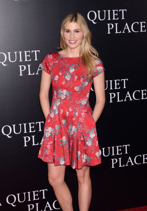 """Comfort Clinton – """"A Quiet Place"""" Premiere in NYC"""