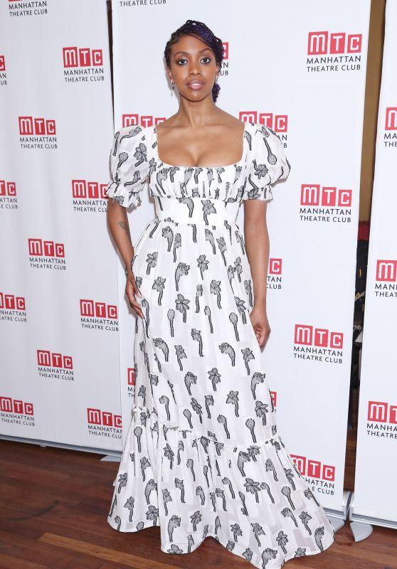 Condola Rashad – Woman Walks Ahead Premiere at 2018 Tribeca Film Festival