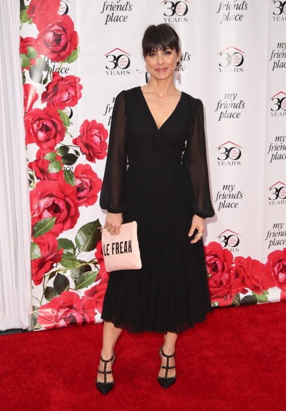 Constance Zimmer – My Friend's Place 30th Anniversary Gala in LA