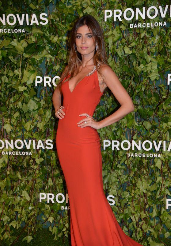 Coral Simanovich – Pronovias Fashion Bridal Fashion Show in Barcelona 04/23/2018