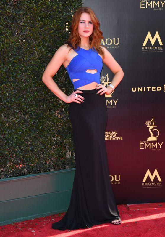 Courtney Hope – 2018 Daytime Creative Arts Emmy Awards in LA