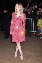Dakota Fanning - Dolce & Gabbana Alta Moda in NYC
