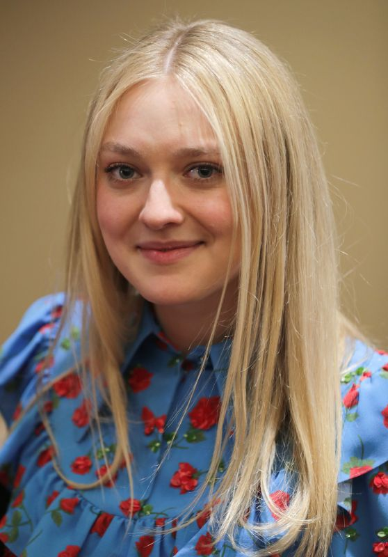 Dakota Fanning - United Nations World Autism Day Meetings in NY