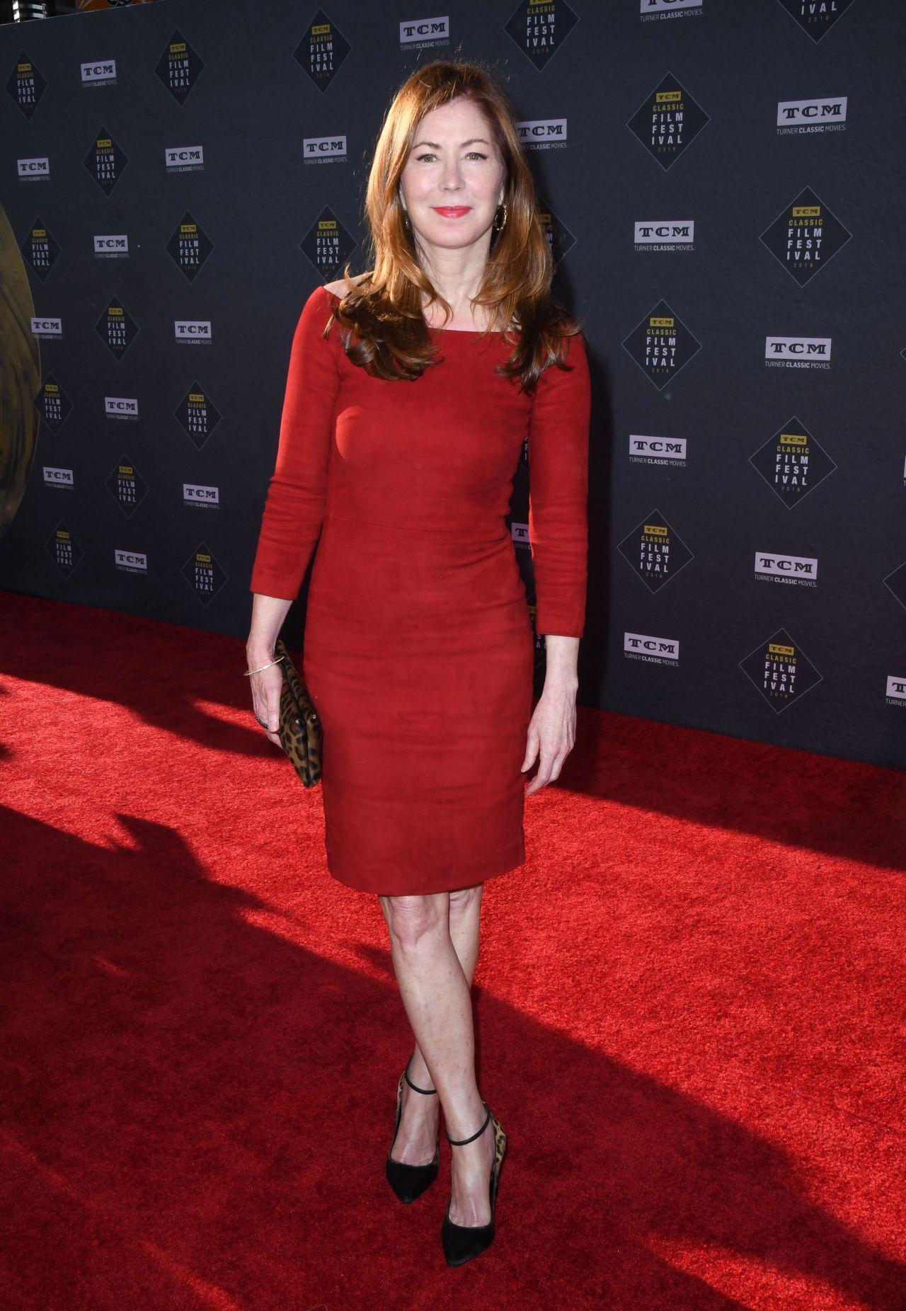 caitlin fitzgerald_Dana Delany - 2018 TCM Classic Film Festival Opening Night in LA • CelebMafia
