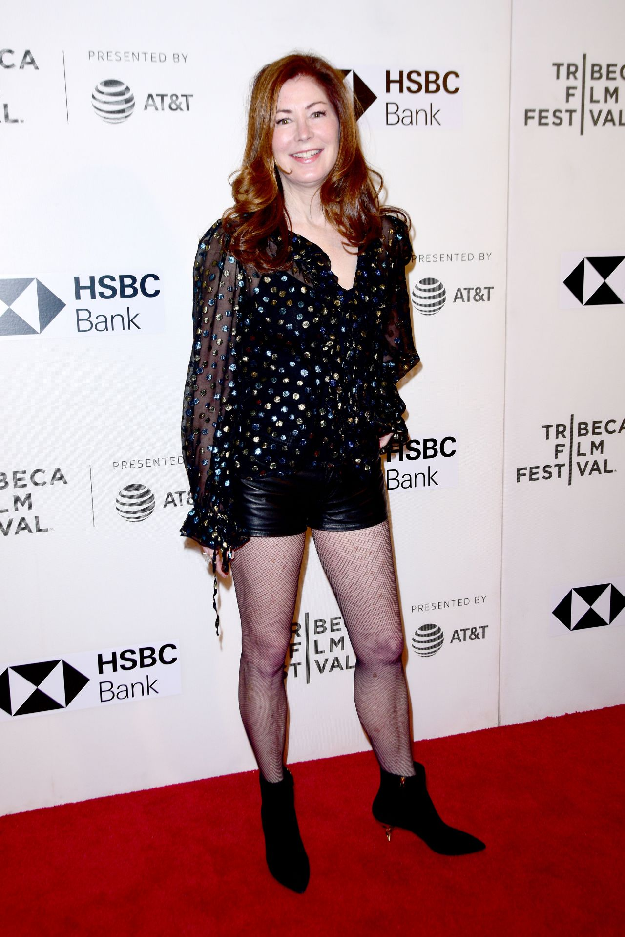 Dana Delany The Seagull Premiere 2018 Tribeca Film