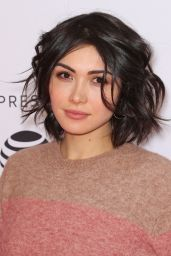 "Daniella Pineda - ""In a Relationship"" Premiere at the 2018 Tribeca Film Festival in NY"