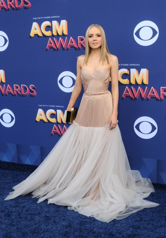 Danielle Bradbery – 2018 Academy of Country Music Awards in Las Vegas