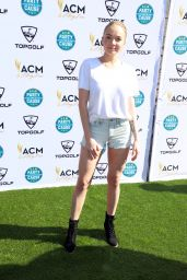 Danielle Bradbery – ACM Presents the Lifting Lives Topgolf Tee-Off in Las Vegas 04/14/2018